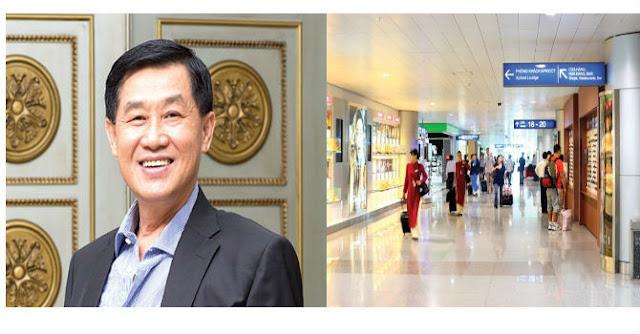 """Gia tộc Johnathan Hạnh Nguyễn và """" con gà đẻ trứng vàng"""" Sasco!"""
