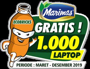 Program Marimas Ecobricks Gratis 1000 Laptop
