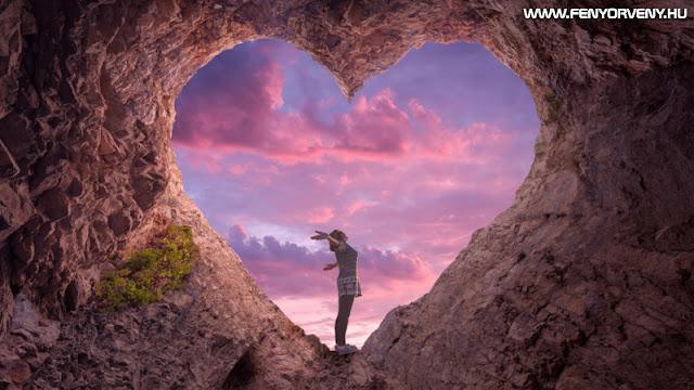 Minden tudatot egyesít a szeretet