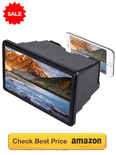 3D Screen Magnifier For Mobile
