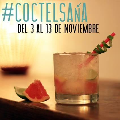 Coctelsaña 2016, la mayor ruta de cócteles de Madrid