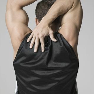 tricep/shoulder stretch