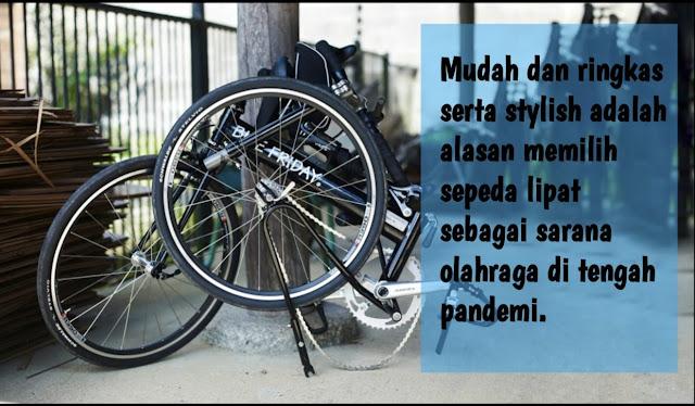 Alasana-memilih-sepeda-lipat