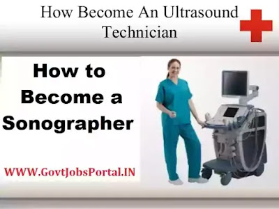 How To Become An Ultrasound Technician