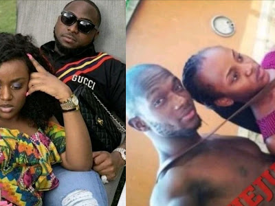 """Back Then With Chioma Before Davido Snatched Her""-Chioma's Ex-boyfriend Releases Throwback To Congrats Her"