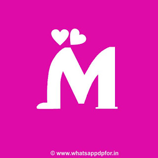 m alphabet images
