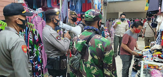 Operasi Yustisi, Polres Pelabuhan Makassar Gelar Patroli di 245 Titik