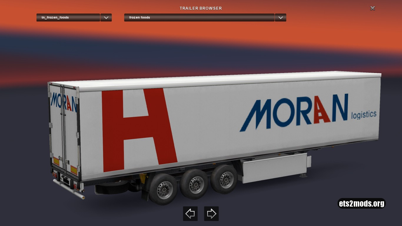 Morgans Logistics Combo Pack