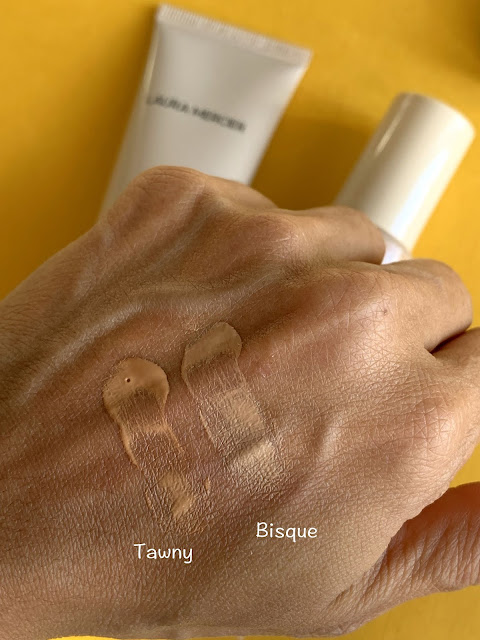 Laura Mercier Tinted Moisturizers in Bisque and Tawny