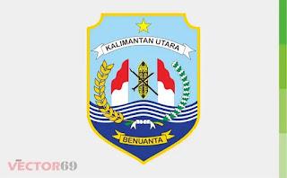 Logo Provinsi Kalimantan Utara (Kalut) - Download Vector File CDR (CorelDraw)