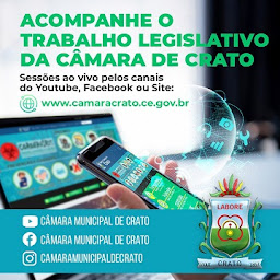 Câmara Munciipal do Crato.