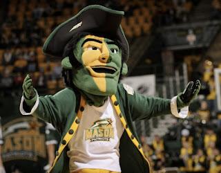 George Mason's mascot