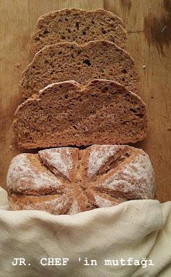 Basit ekmek hamuru
