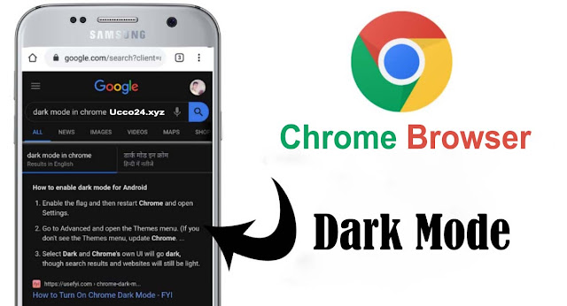 How to Use Dark Mode on Chrome Browser