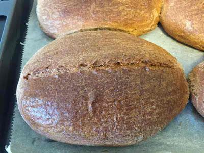 Tam Buğday Ekmek Tarifi