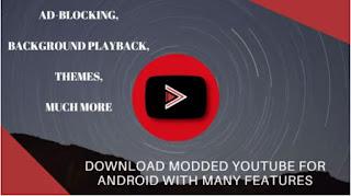 YouTube Vanced v14.21.54 MOD APK No Root