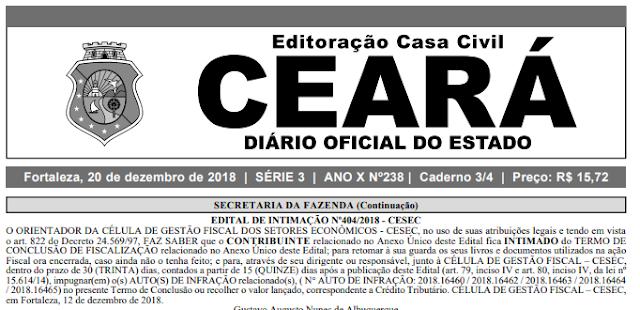 IPVA 2019 Ceará: consulte a tabela com o valor do imposto