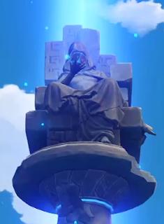Genshin impact statue of the seven