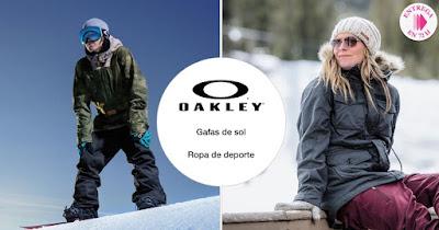 gafas sol ropa oakley