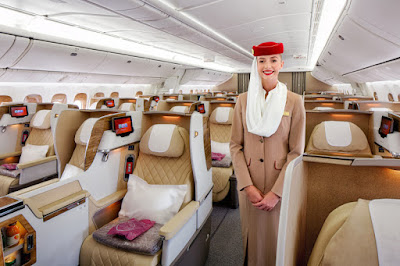Business Class Emirates