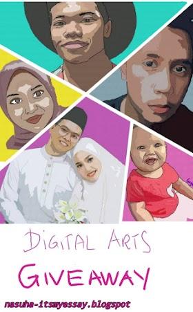 Digital Arts Giveaway