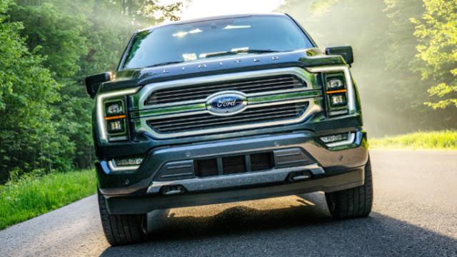 Essai du Ford F-150 2021