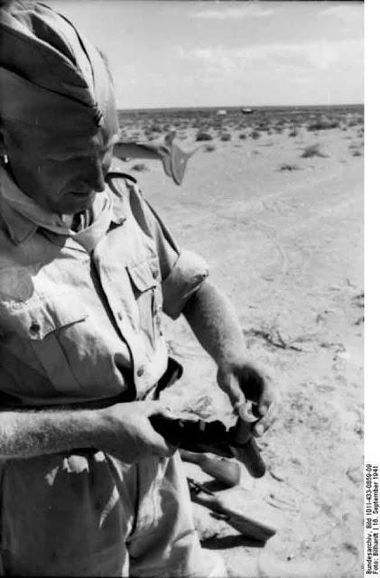 Luftwaffe in North Africa 16 September 1941 worldwartwo.filminspector.com