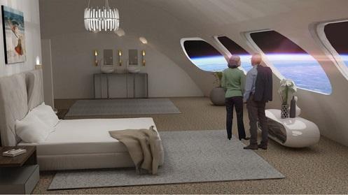 """Primeiro Hotel no Espaço a ser Inaugurado em 2025, com Comodidades de Navios de Cruzeiro e com """"Vistas de outro Mundo"""""""