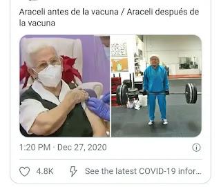 Meme araceli covid 19