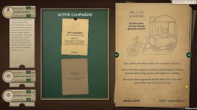 Coffee Noir Business Detective Game Screenshot 20