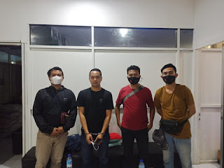 Gara-gara Rekaman Videocall Bermuatan Asusila Pemuda Ini Ditangkap Polisi