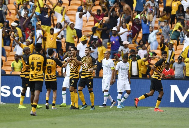Kaizer Chiefs first team