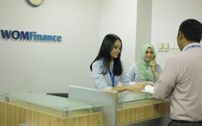 Kebijakan Keirnganan Kredit PT.WOM Finance