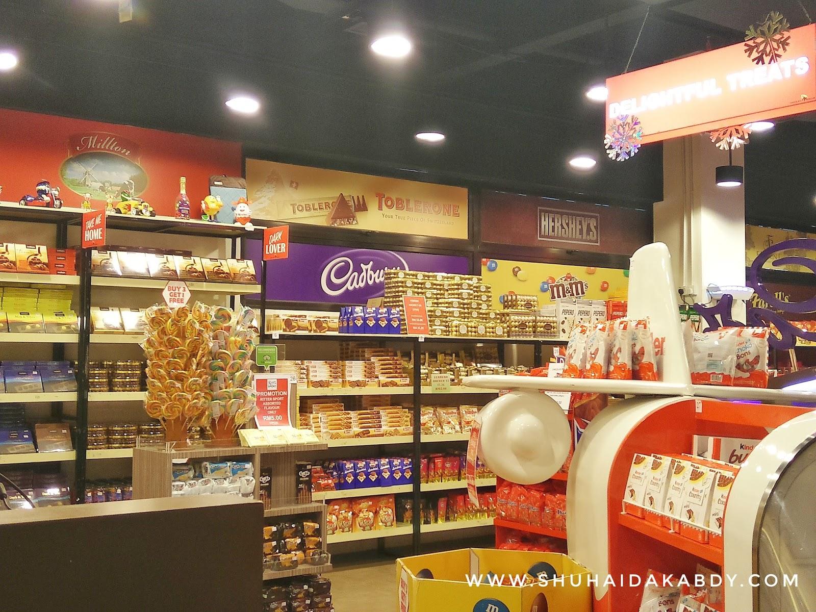 Chocolate Museum Pertama di Malaysia dan Asia