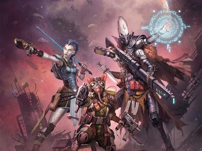 El futuro de Starfinder (Paizo) desvelado en la GenCon