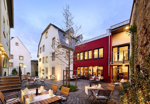 Hotel und Restaurant Meisenheimer Hof in Meisemheim am Glan.