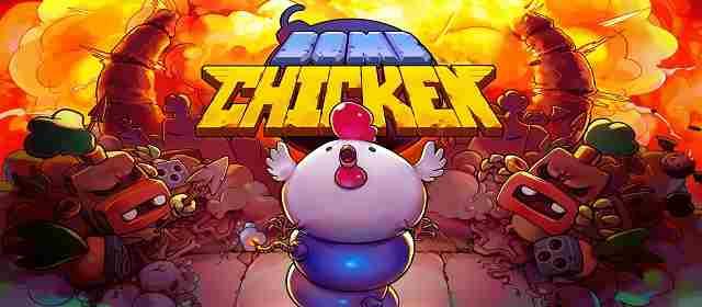 Bomb Chicken Patlayan Tavuk v36 apk aksiyon oyunu indir