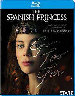 The Spanish Princess – Temporada 1 [2xBD25] *Subtitulada