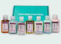 Richiedi il Kit Gratuito Purify Natural Care con 7 prodotti da 100ml