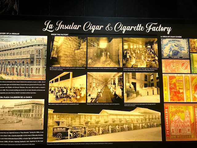 Insular Cigar and Cigarette Factory