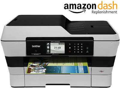 DW Wireless Multifunction Inkjet Printer Brother MFC-J6920DW Driver Downloads
