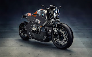 BMW Urban Racer Concept HD bike wallpaper