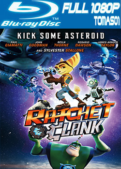 Ratchet y Clank (2016) BRRip Full HD 1080p / BDRip 1080p DTS