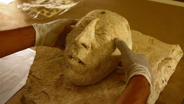 Los mayas lograron plasmar artísticamente  expresiones faciales que siguen vigentes