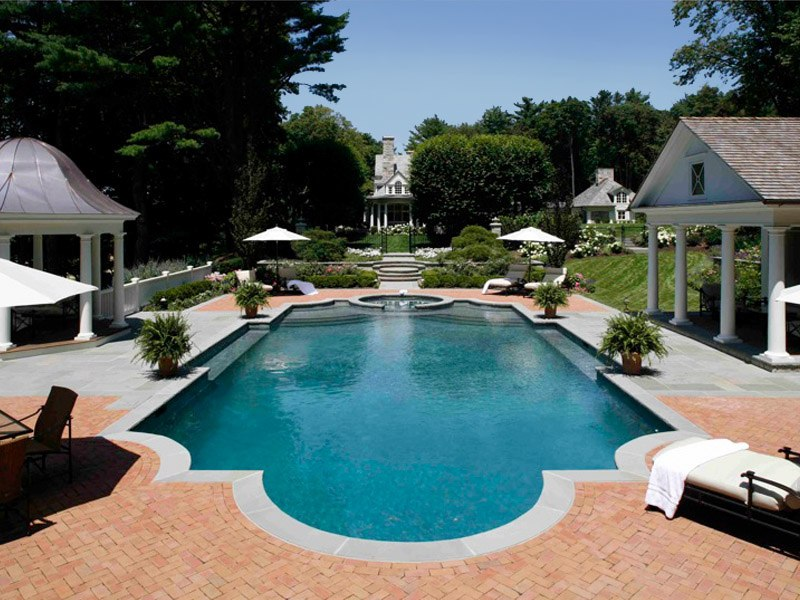 The enchanted home which would you choose for Pool design hours