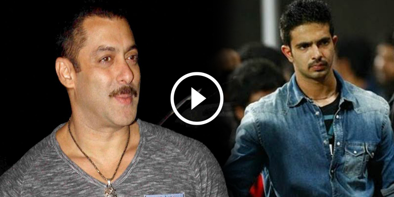 Salman Khans Bodyguard Sheras Son In Sultan Glamour Salman