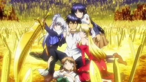 Top 10 Anime yang Mirip High School DxD