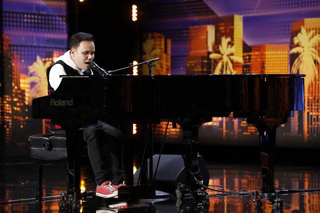Watch: 'America's Got Talent' 1st Golden Buzzer of Season 14 - Kodi Lee