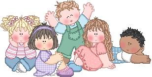 Imágenes de Niños en Caricatura.