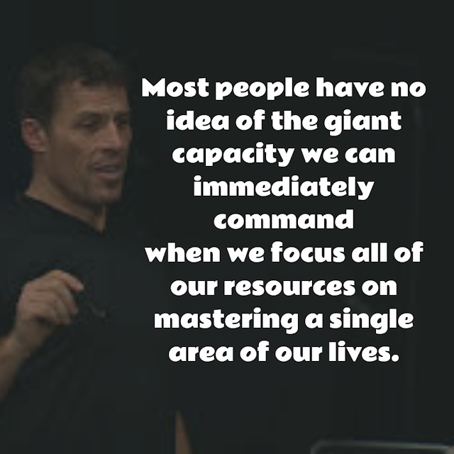 Anthony Robbins Inspirational Success Quotes